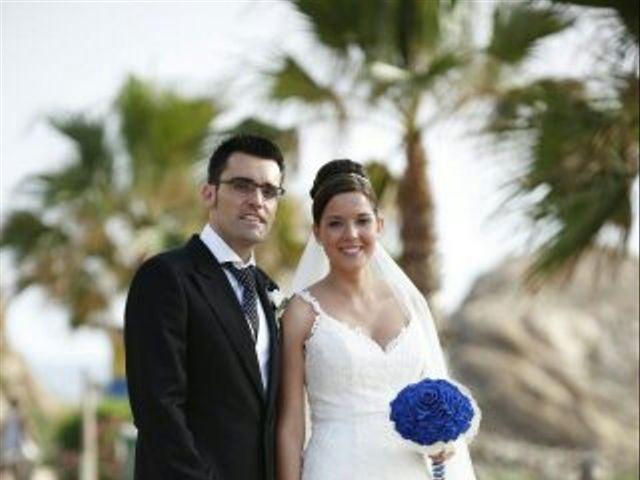 La boda de Ana y Juan Antonio en Portman, Murcia 5