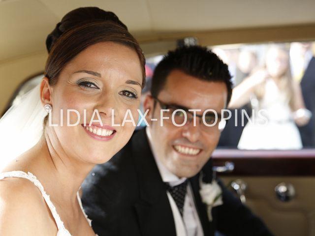 La boda de Ana y Juan Antonio en Portman, Murcia 7