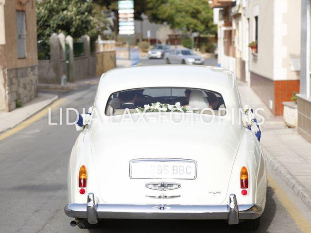 La boda de Ana y Juan Antonio en Portman, Murcia 8