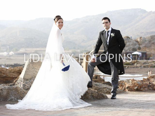 La boda de Ana y Juan Antonio en Portman, Murcia 9