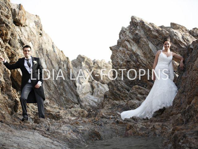 La boda de Ana y Juan Antonio en Portman, Murcia 1