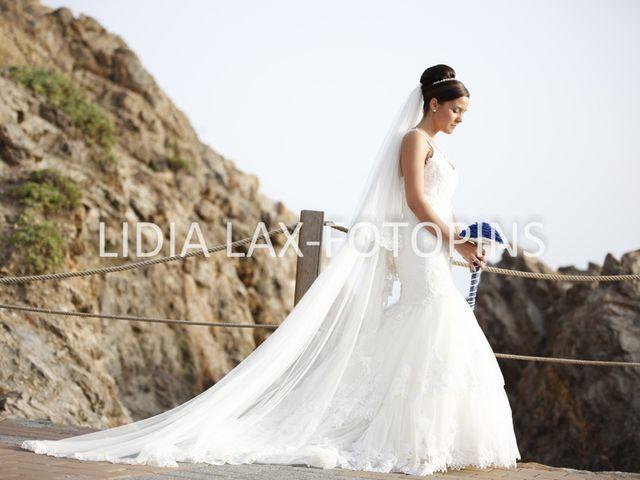 La boda de Ana y Juan Antonio en Portman, Murcia 16