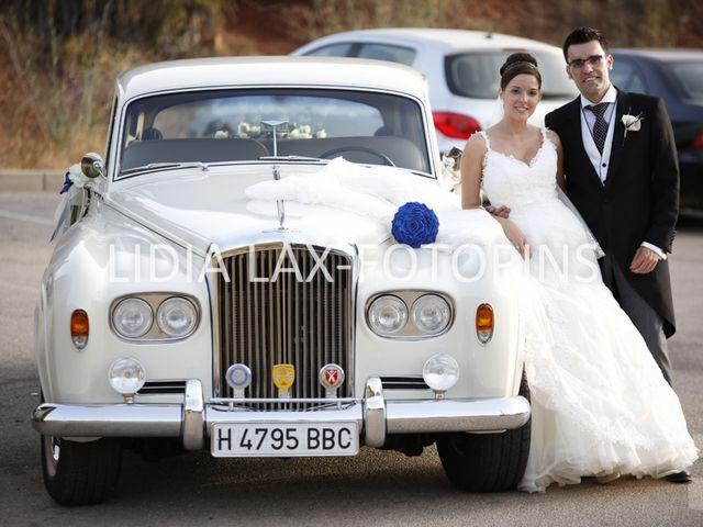 La boda de Ana y Juan Antonio en Portman, Murcia 17