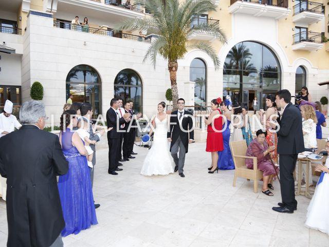 La boda de Ana y Juan Antonio en Portman, Murcia 18
