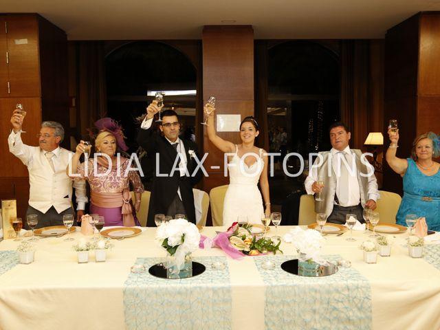 La boda de Ana y Juan Antonio en Portman, Murcia 19