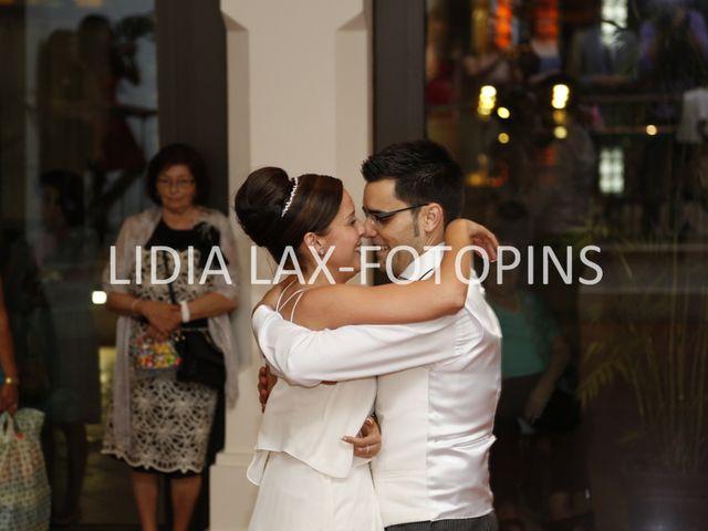 La boda de Ana y Juan Antonio en Portman, Murcia 22