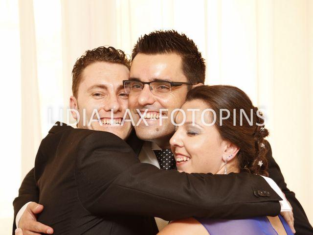 La boda de Ana y Juan Antonio en Portman, Murcia 25