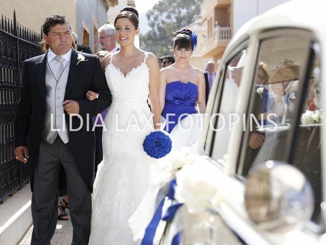 La boda de Ana y Juan Antonio en Portman, Murcia 32