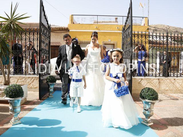 La boda de Ana y Juan Antonio en Portman, Murcia 33