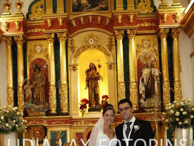 La boda de Ana y Juan Antonio en Portman, Murcia 36
