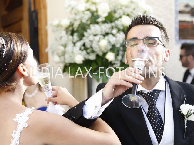 La boda de Ana y Juan Antonio en Portman, Murcia 38