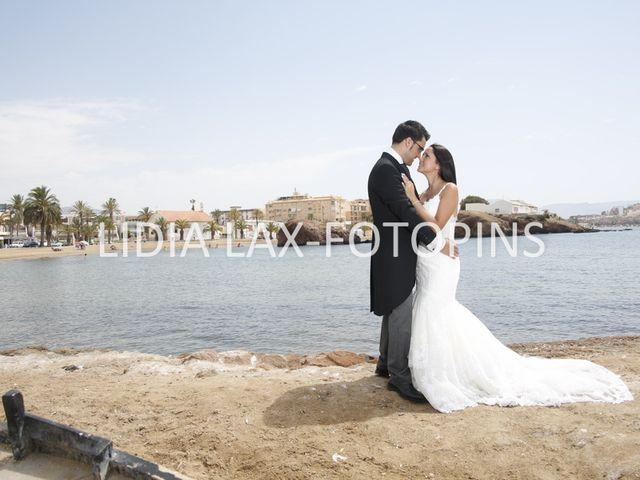 La boda de Ana y Juan Antonio en Portman, Murcia 40