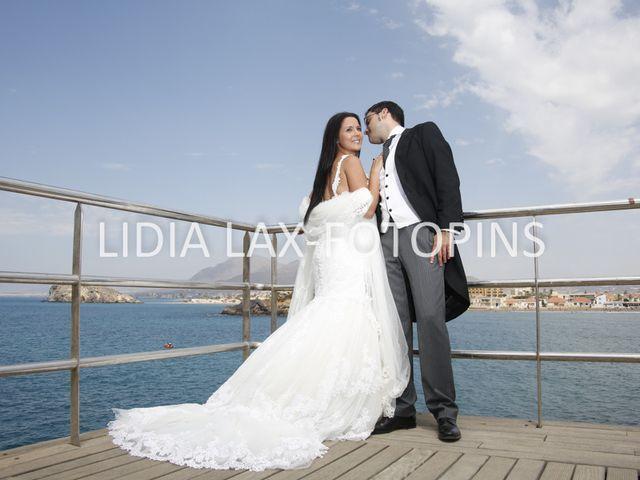 La boda de Ana y Juan Antonio en Portman, Murcia 41