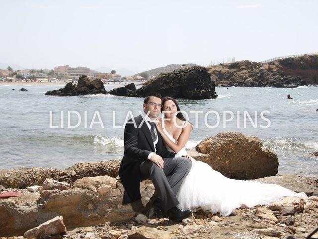 La boda de Ana y Juan Antonio en Portman, Murcia 42