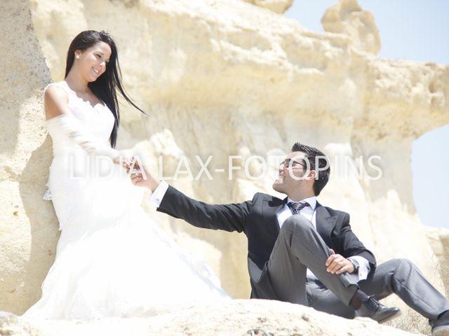 La boda de Ana y Juan Antonio en Portman, Murcia 2