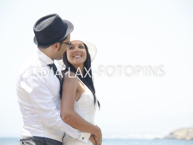 La boda de Ana y Juan Antonio en Portman, Murcia 47