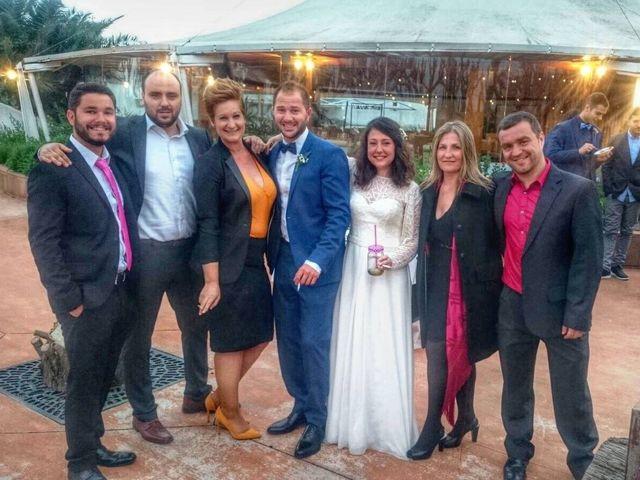 La boda de José y Ingrid en L' Ametlla Del Valles, Barcelona 1