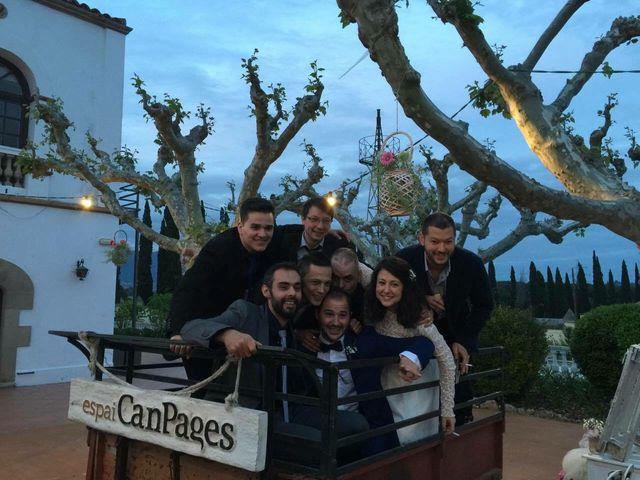 La boda de José y Ingrid en L' Ametlla Del Valles, Barcelona 6