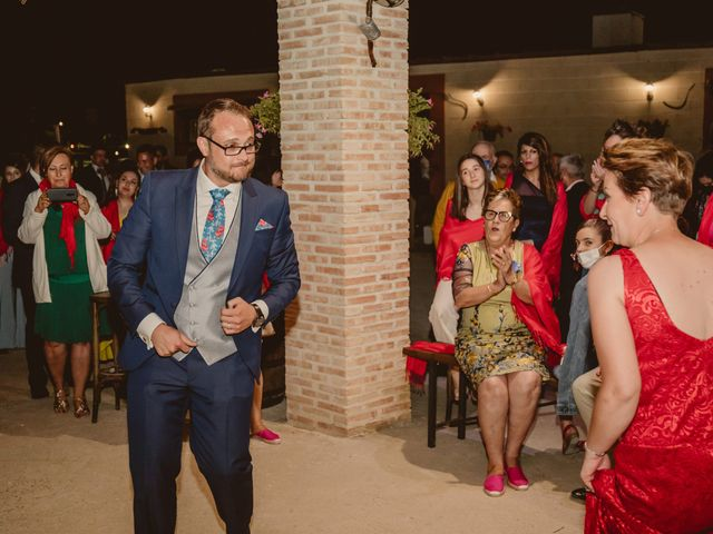 La boda de Luis y Patricia en Fuentelencina, Guadalajara 57