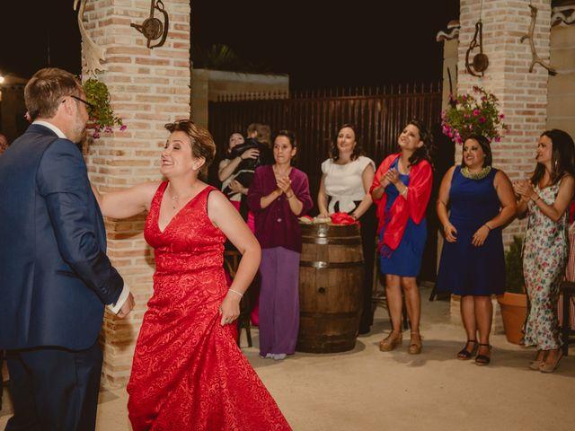 La boda de Luis y Patricia en Fuentelencina, Guadalajara 58