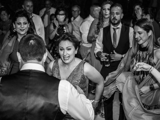 La boda de Luis y Patricia en Fuentelencina, Guadalajara 62