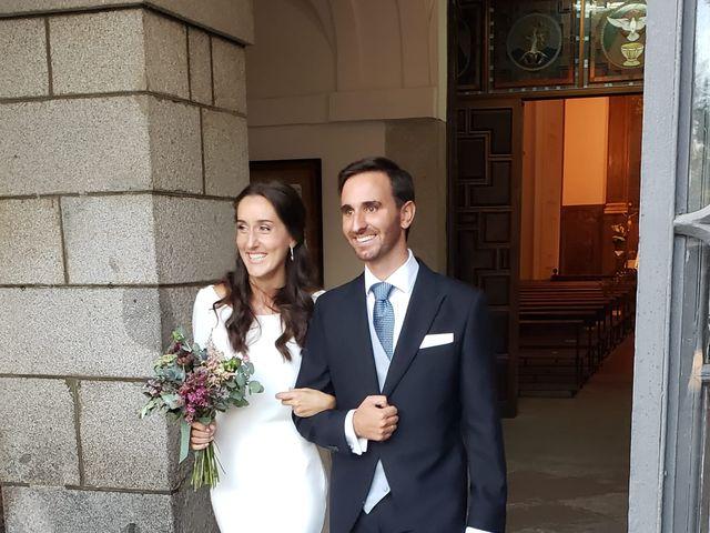 La boda de Carolina y Carlos en Madrid, Madrid 4