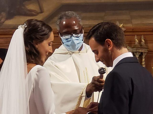 La boda de Carolina y Carlos en Madrid, Madrid 5