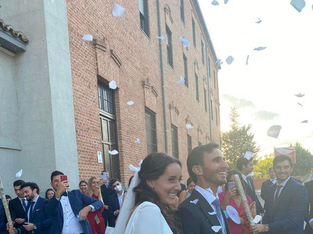 La boda de Carolina y Carlos en Madrid, Madrid 6