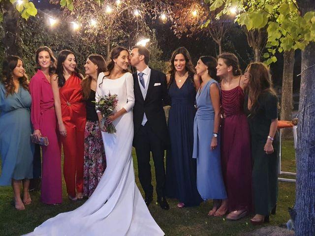 La boda de Carolina y Carlos en Madrid, Madrid 1