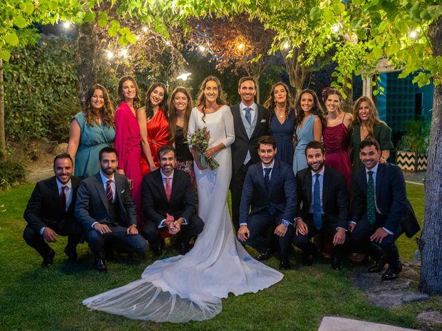 La boda de Carolina y Carlos en Madrid, Madrid 13
