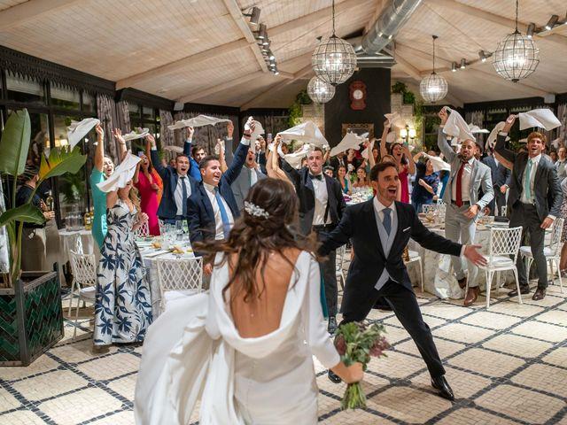 La boda de Carolina y Carlos en Madrid, Madrid 14