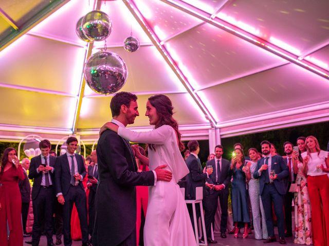 La boda de Carolina y Carlos en Madrid, Madrid 15