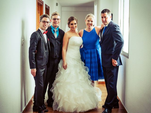 La boda de Sergio y Marta en Manises, Valencia 19