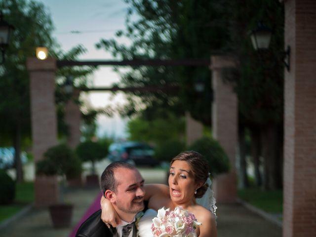La boda de Sergio y Marta en Manises, Valencia 33