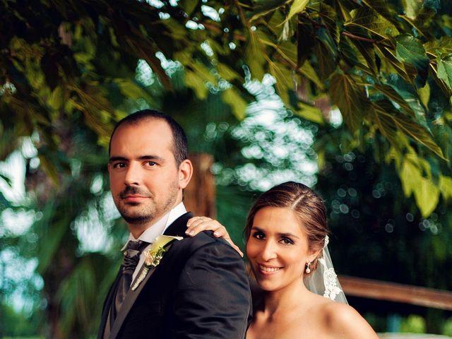 La boda de Sergio y Marta en Manises, Valencia 34