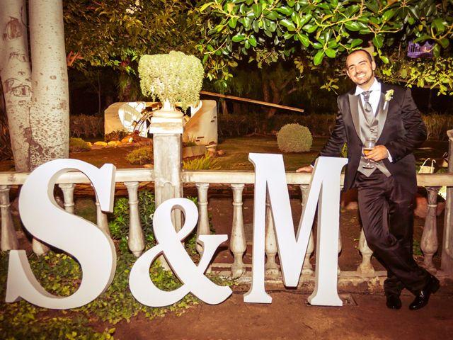 La boda de Sergio y Marta en Manises, Valencia 35