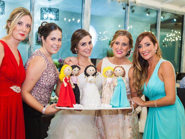 La boda de Sergio y Marta en Manises, Valencia 53