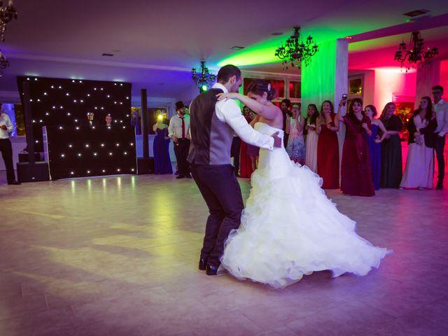 La boda de Sergio y Marta en Manises, Valencia 60