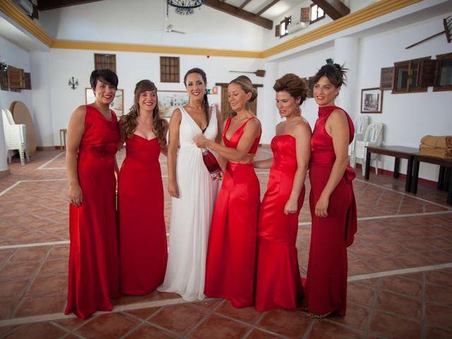 La boda de Josele y Iliana en Málaga, Málaga 1