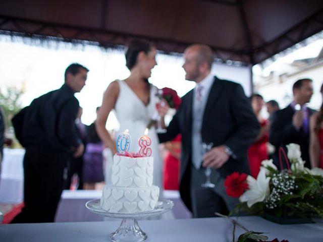 La boda de Josele y Iliana en Málaga, Málaga 11