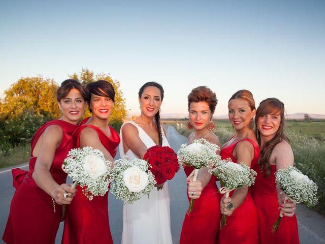 La boda de Josele y Iliana en Málaga, Málaga 10