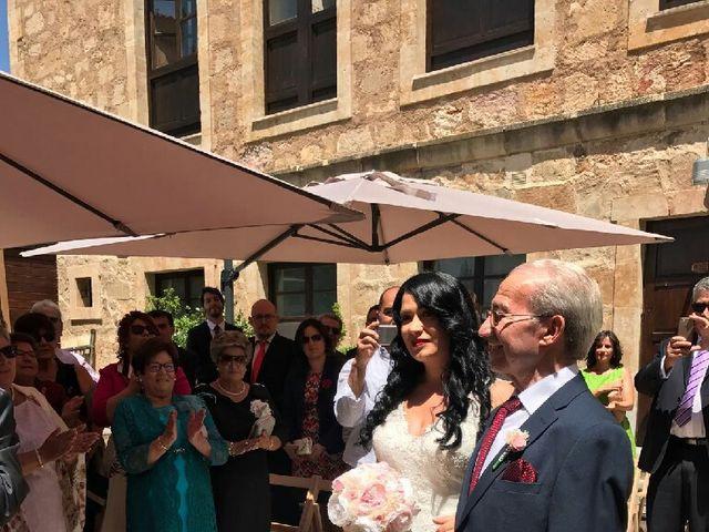 La boda de Garcis y Pilar  en Salamanca, Salamanca 4