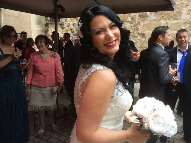 La boda de Garcis y Pilar  en Salamanca, Salamanca 6