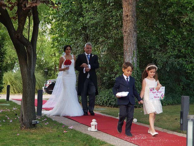 La boda de Miguel Ángel  y Patricia  en Toledo, Toledo 1