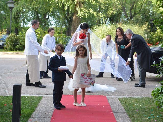 La boda de Miguel Ángel  y Patricia  en Toledo, Toledo 25