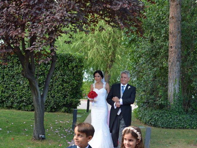 La boda de Miguel Ángel  y Patricia  en Toledo, Toledo 31
