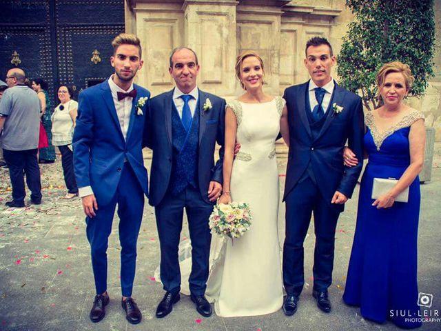 La boda de Javier y Conchi en Elx/elche, Alicante 1