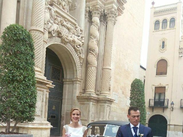 La boda de Javier y Conchi en Elx/elche, Alicante 6