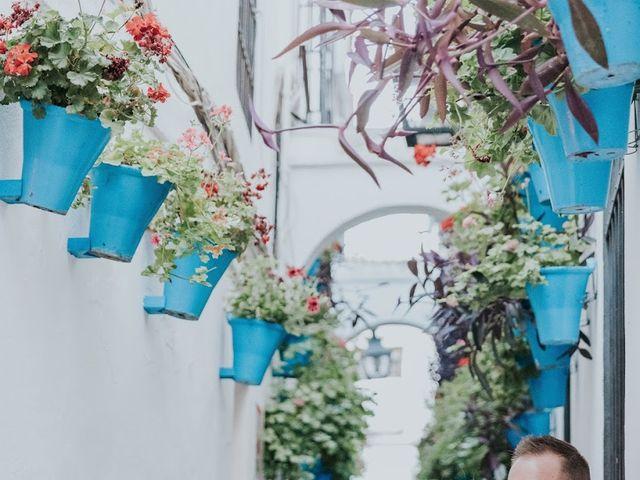 La boda de David y Flor en Córdoba, Córdoba 3