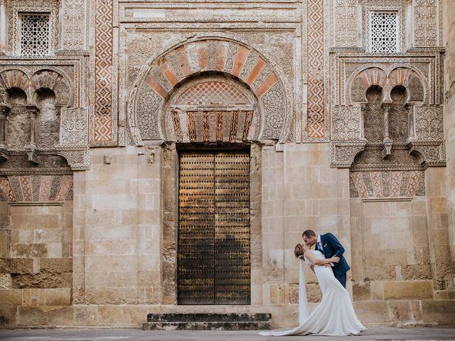 La boda de David y Flor en Córdoba, Córdoba 7